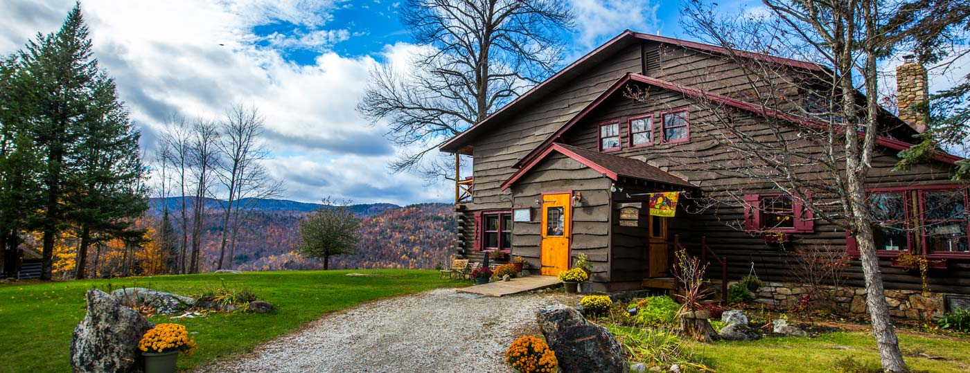 An Adirondack Hotel & Resort - Garnet Hill Lodge in North River NY