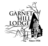 Logo for Garnet Hill Lodge & Ski Resort in the Adirondacks