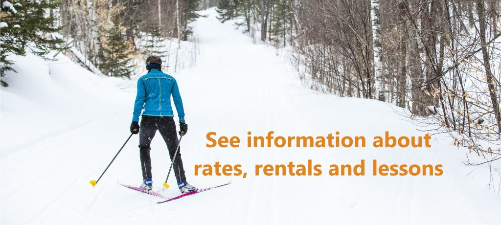 See Garnet Hill Rates, Rentals and Ski Lessons