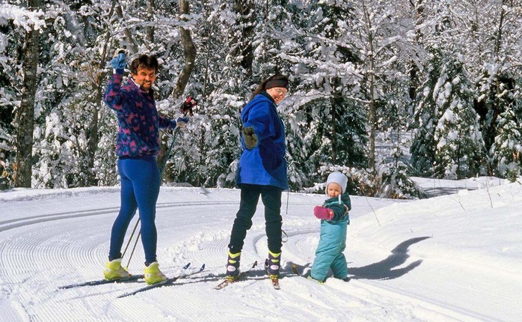 Nordic Ski Family