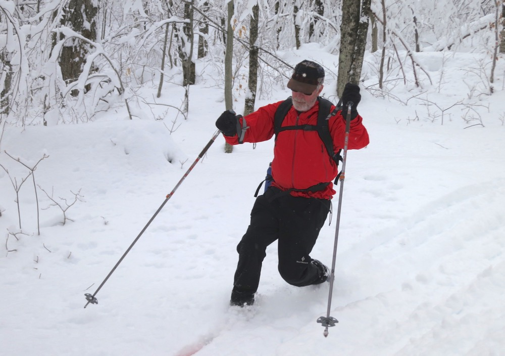 Adirondack Backcountry Skiing at Garnet Hill