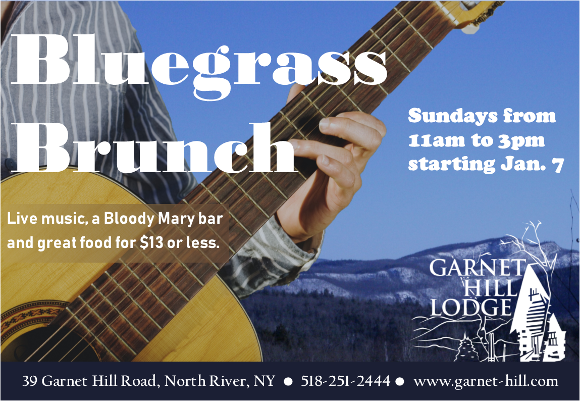 Join us every Sunday from 11 to 3pm for great food, live music and a bloody mary bar. All menu items are $13 or less.