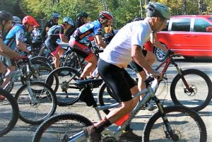 Garnet Hill Grit Bike Race