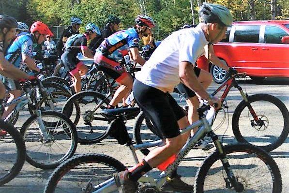 Garnet Hill Grit Bike Race