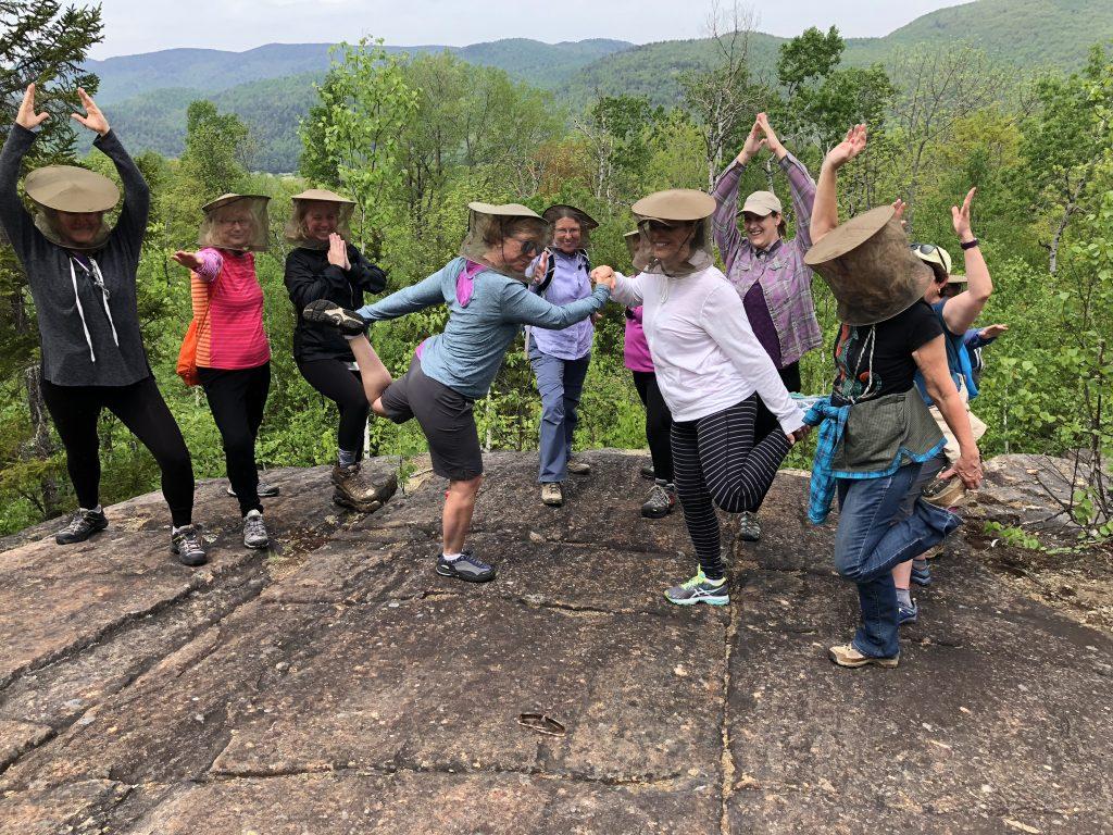 Yoga On The Mountain Garnet Hill Lodge Ny