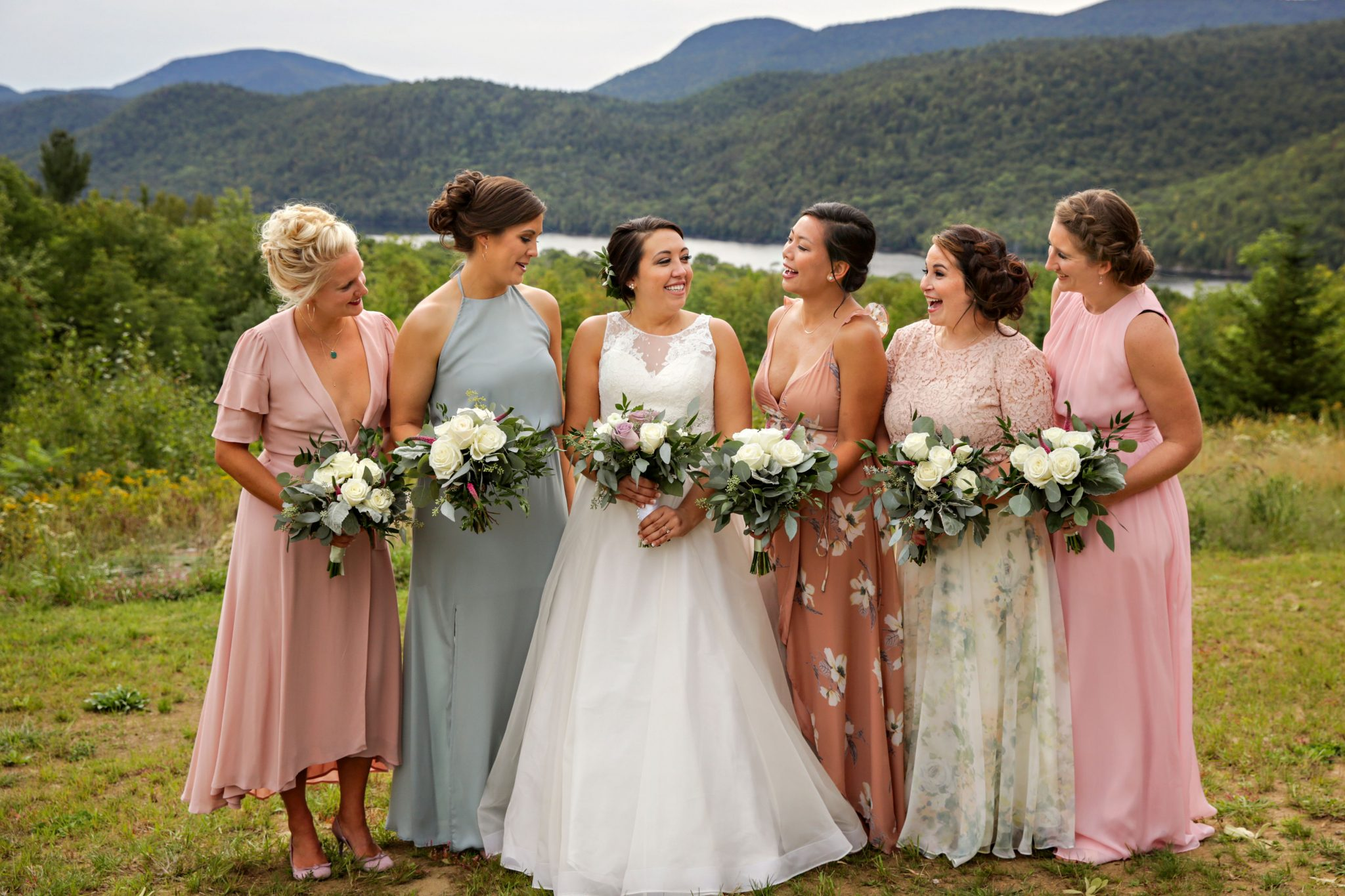 090818_RF0012 Bride-Bridesmaids
