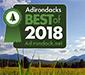 best of the adirondacks 2018 badge